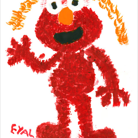 """Elmo"" by Eyal"
