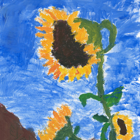 """Sunflower"" by Eyal"